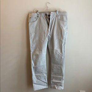 paperdenim&cloth Men's Off White Jeans Size 36/30